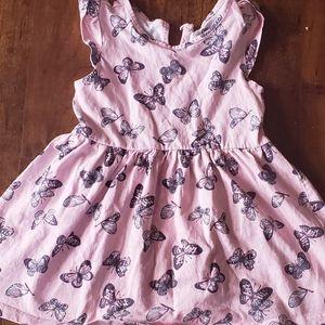 Monkey Bars infant girl's dress